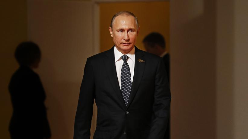 Europarat: Russlands Präsident Wladimir Putin