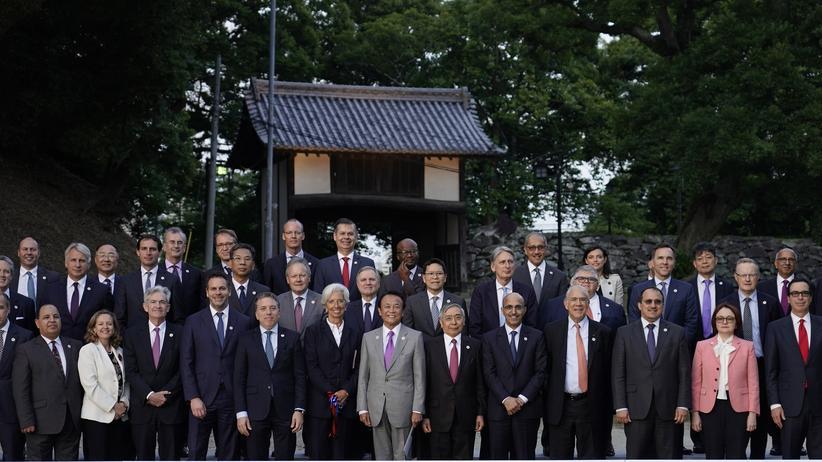 G20: Wirtschaftsmächte verständigen sich auf Digitalsteuer