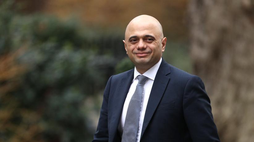Großbritannien: Auch Sajid Javid scheidet bei Wahl für Tory-Vorsitz aus