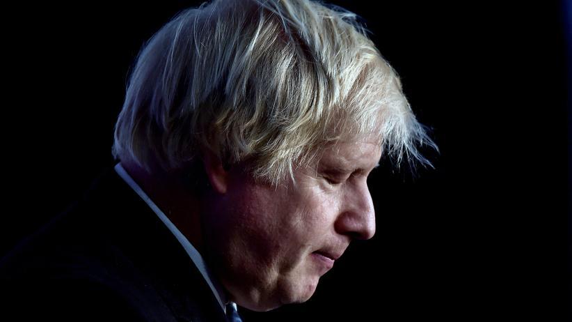 Großbritannien: Boris Johnson hat nicht vor, zu scheitern