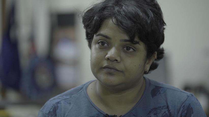 Indien: Die Journalistin Sandhya Ravishankar wird bedroht.