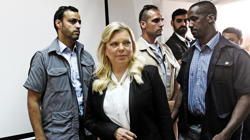 Israel: Sara Netanjahu wegen Missbrauchs von Steuergeldern verurteilt