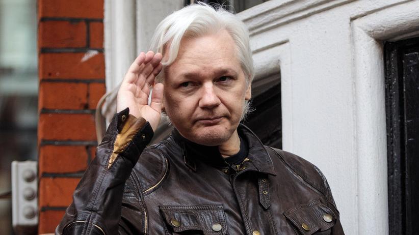 Auslieferungsantrag: Britischer Innenminister unterschreibt Auslieferungsgesuch für Assange