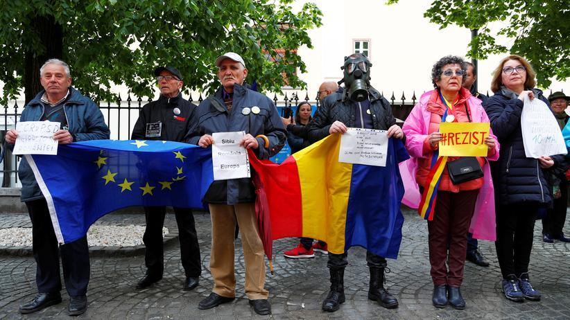 Korruptionsstrafrecht: Rumänien stoppt Justizreform