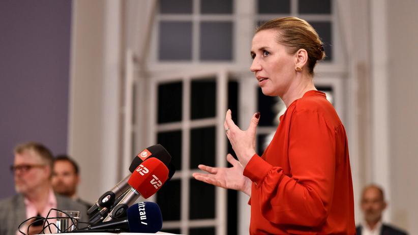 Regierungseinigung: Mette Frederiksen wird die bisher jüngste Ministerpräsidentin in der Geschichte des Landes.