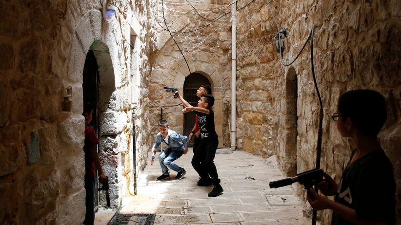 Palästinensergebiete: US-Botschafter spricht von einem möglichen Annexionsrecht Israels