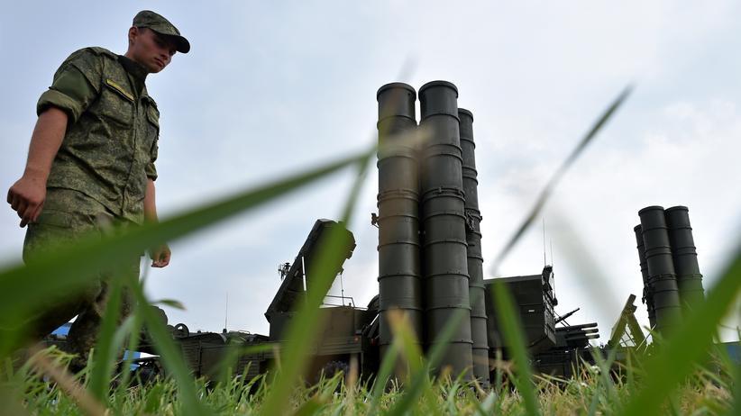 S-400: Kauf von russischem Raketenabwehrsystem laut Erdoğan abgeschlossen