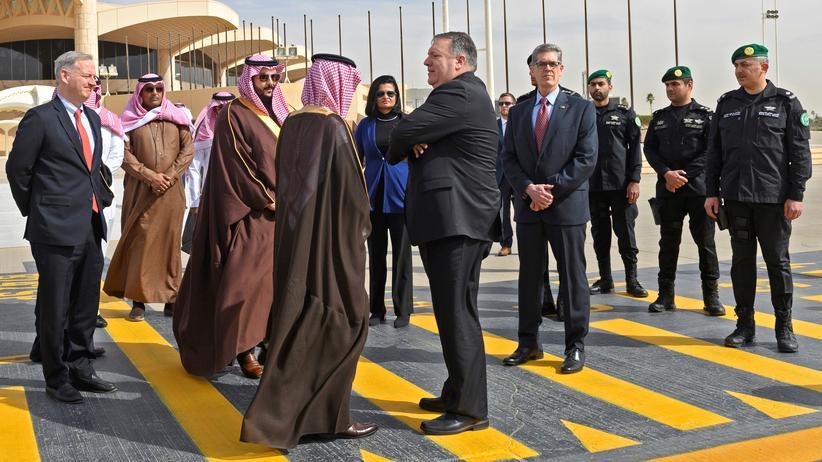 US-Senat stimmt gegen Waffenverkäufe an Saudi-Arabien