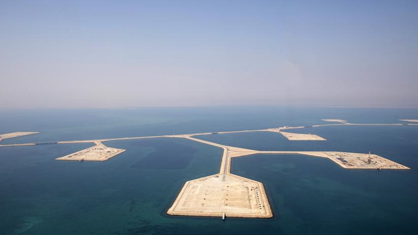 Saudi-Arabien: Golfstaaten fordern Schutz für Öl- und Gastransporte