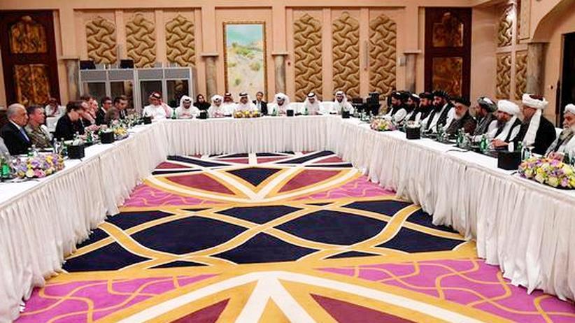Katar: USA und Taliban verhandeln über Frieden in Afghanistan