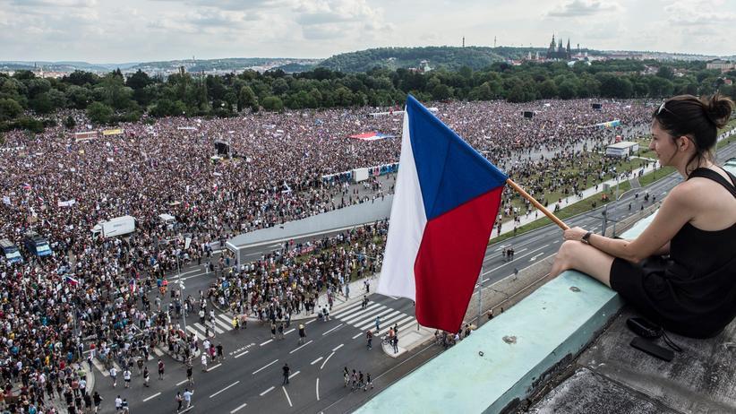 Tschechien: Die Wut wird den Sommer überdauern
