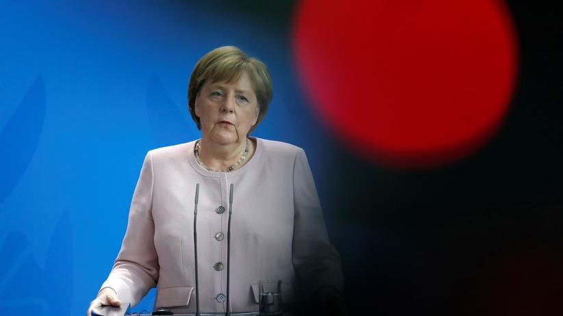 Ukraine-Konflikt: Angela Merkel lehnt Ende der Russland-Sanktionen ab