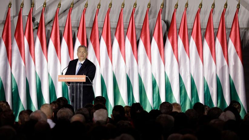 Ungarn: Fidesz-Partei will in der EVP-Fraktion bleiben