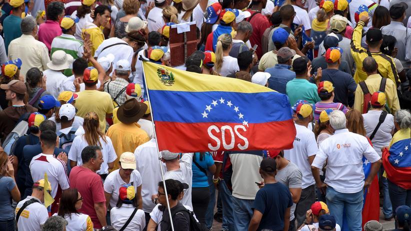 Venezuela: Regierung wehrt angeblich Putschversuch ab