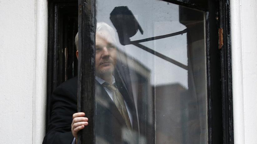 WikiLeaks-Gründer: USA beantragen offiziell die Auslieferung von Julian Assange