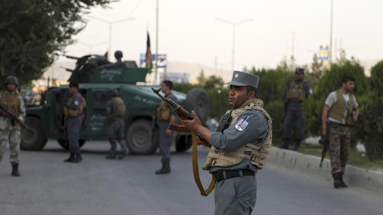 Afghanistan: Dead and injured at attack on party office in