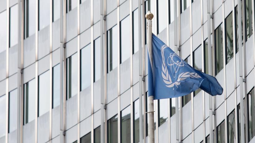 Atomstreit: Der Sitz der Internationalen Atomenergiebehörde in Wien