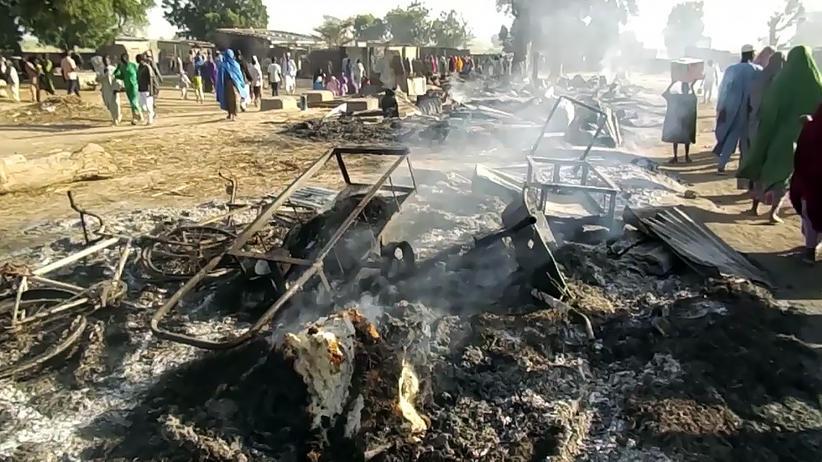 Boko Haram: Mindestens 65 Tote bei Angriff auf Begräbnisprozession