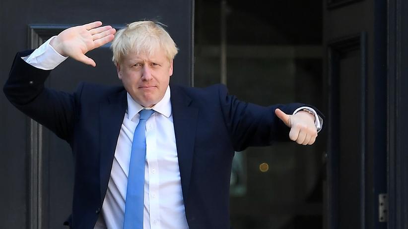 """Britischer Premierminister: """"Ein hoffnungsvoller Neubeginn sieht anders aus"""""""