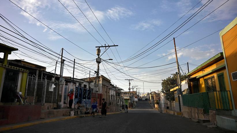 Lateinamerika: Erneut Stromausfall in weiten Teilen Venezuelas