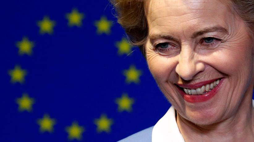EU-Kommissionsvorsitz: Sie kann ja nicht zu allem Ja sagen