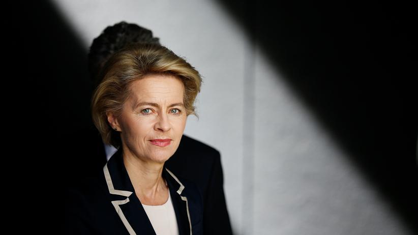 EU-Spitzenposten: Ursula von der Leyen (Archivbild)