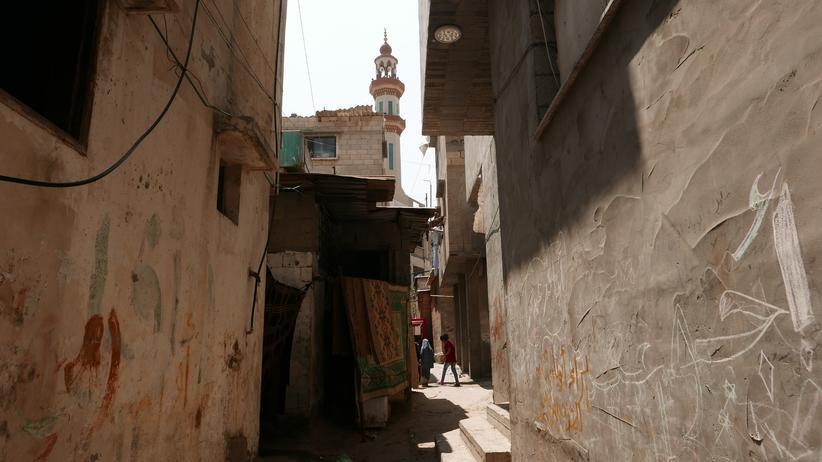 """Palästina: """"Es könnte eine Hungerkatastrophe geben"""""""