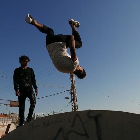 Gaza Strip: Dreams Live On Behind the Fence