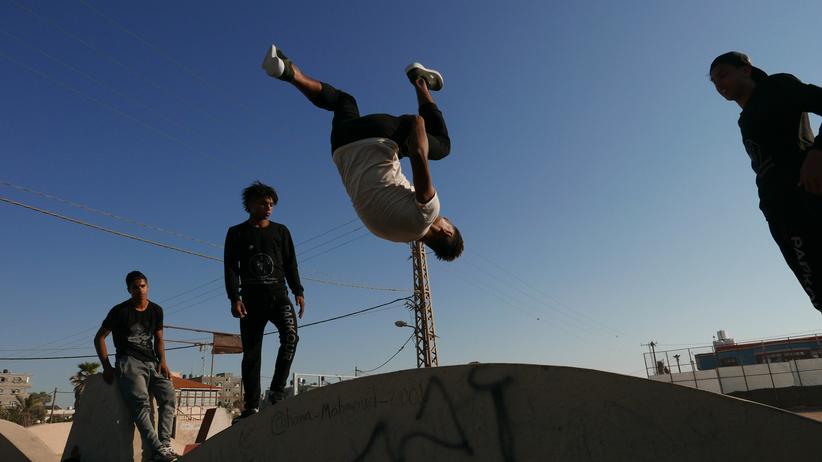Gazastreifen: Träume sterben nicht hinter dem Zaun