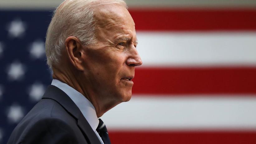 Joe Biden: Der frühere US-Vizepräsident und Präsidentschaftskandidat Joe Biden