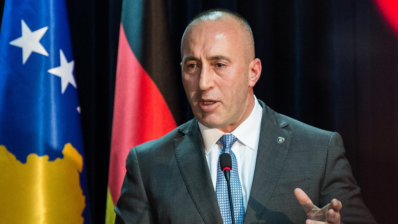 Ramush Haradinaj Head Of Government Of Kosovo Resigns Teller Report