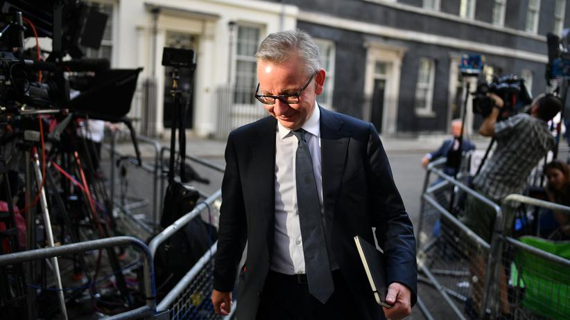 Großbritannien: Britische Regierung trifft Vorbereitungen für No-Deal-Brexit