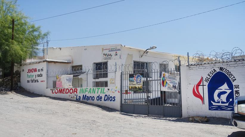 Mexiko: Pfarrer Fierro Garcías Methodistenkirche in Ciudad Juárez