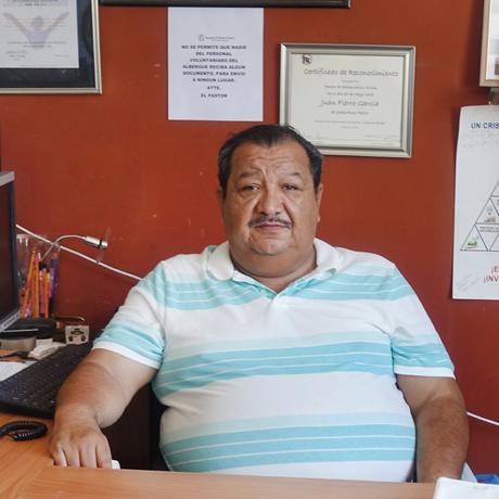 Mexiko: Pfarrer Juan Fierro García