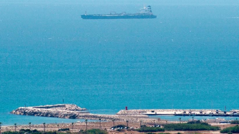 Gibraltar: Britische Marine stoppt Öltanker mutmaßlich auf dem Weg nach Syrien