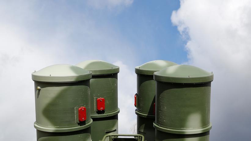 Russisches Waffensystem: Türkei meldet Lieferbeginn von S-400-Raketen aus Russland