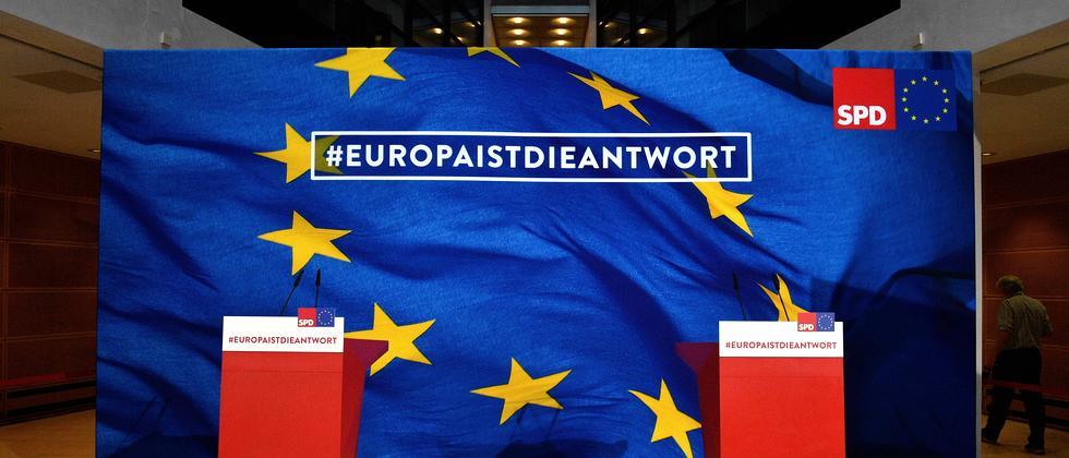SPD in Europa: Pure Prinzipienreiterei