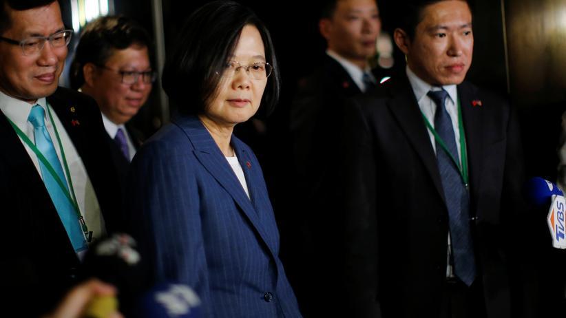 Taiwan: Waffendeal mit gefährlichen Folgen