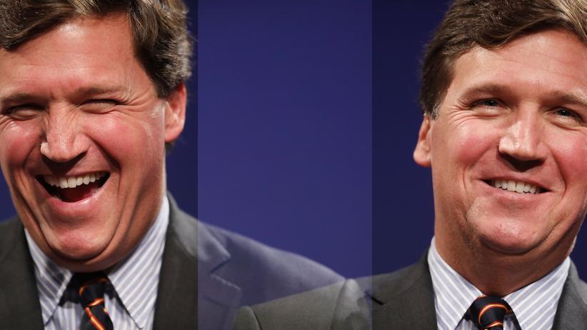 Tucker Carlson: Der Strippenzieher