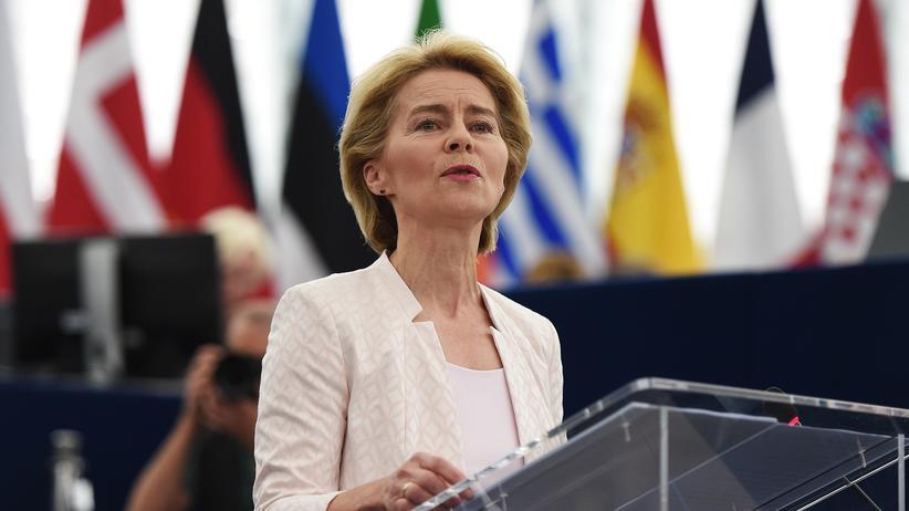 Ursula von der Leyen: Die fast perfekte Rede