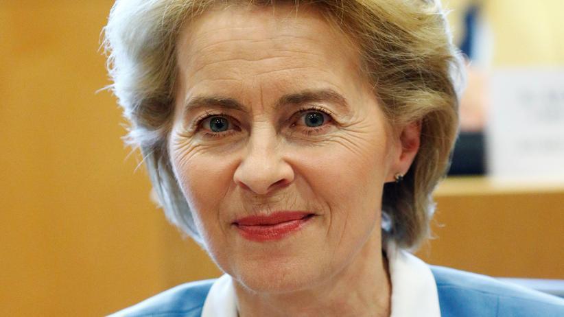 Europäische Union: Ursula von der Leyen kündigt Klimaneutralität bis 2050 an