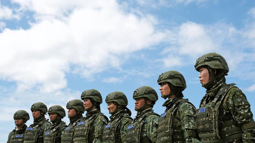 Rüstung: US-Außenministerium billigt trotz Kritik Waffendeal mit Taiwan