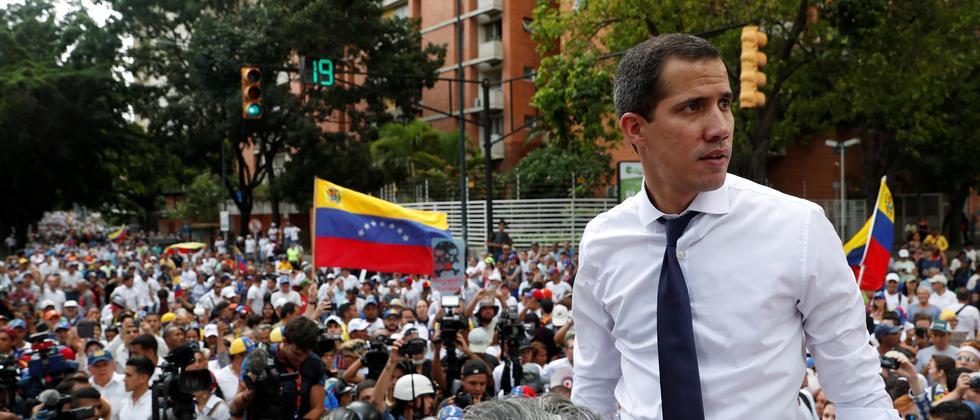 Venezuela: Guaidó und Maduro wollen wieder verhandeln