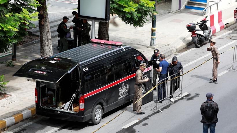 Bangkok: Bomben-Explosionen während Außenministertreffen