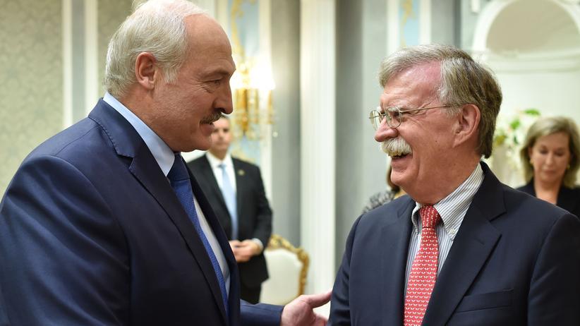 Belarus: Belarus will Beziehungen zu den USA verbessern