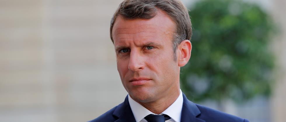 Brexit: Emmanuel Macron lehnt Neuverhandlung des Brexit-Vertrags ab