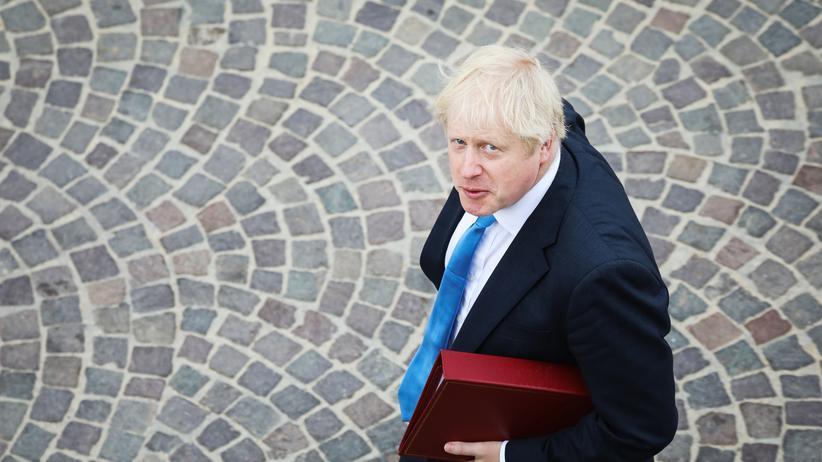 Boris Johnson: Um seine Ziele zu erreichen, greift der neue britische Premierminister Boris Johnson zu radikalen Mitteln.