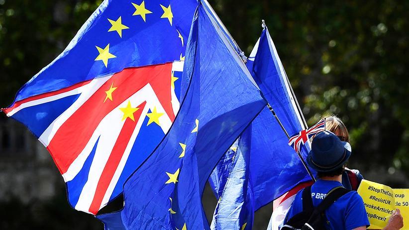 Brexit: Geht da noch was? Die EU will das mit Johnsons Vorgängerin Theresa May ausgehandelte Abkommen eigentlich nicht mehr ändern.