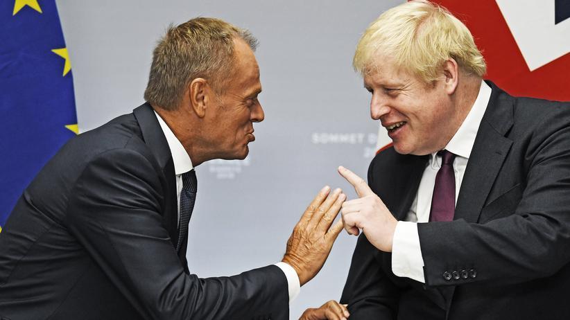 Brexit: Boris Johnson lässt EU auf neue Lösungsvorschläge warten