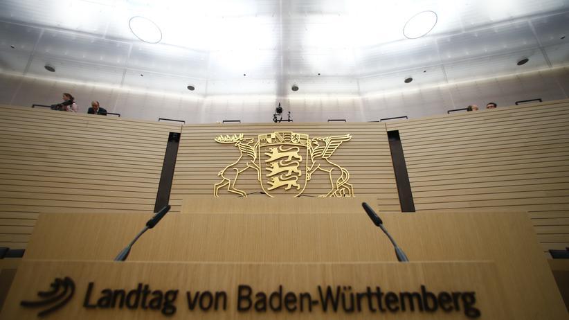 Dieselfahrverbote: Das Landesparlament von Baden-Württemberg